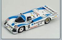 1/43 Porsche 962 C Blaupunkt 3rd Le Mans 2h Hrs 1988 8 Winter/jelinski/dickens