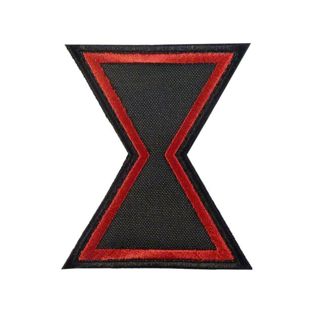 Black Widow Movie Avengers Shield Hero Embroidered Sew Iron On Patch