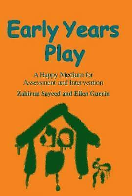 1 of 1 - Early Years Play. . a Happy Medium for Assessment Pb: A Happy Medium for Assessm