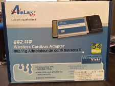 AIRLINK101 MIMO XR CARDBUS ADAPTER WINDOWS XP DRIVER DOWNLOAD