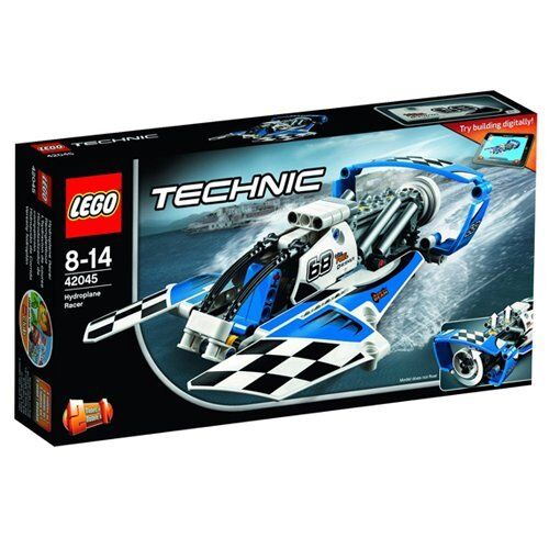 LEGO Technic 42045  Hydroplane Racer  Mixed