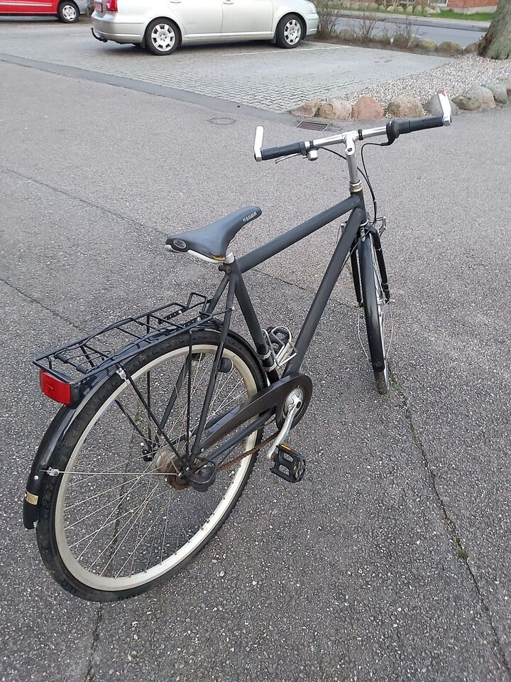 Herrecykel, andet mærke, 5 gear