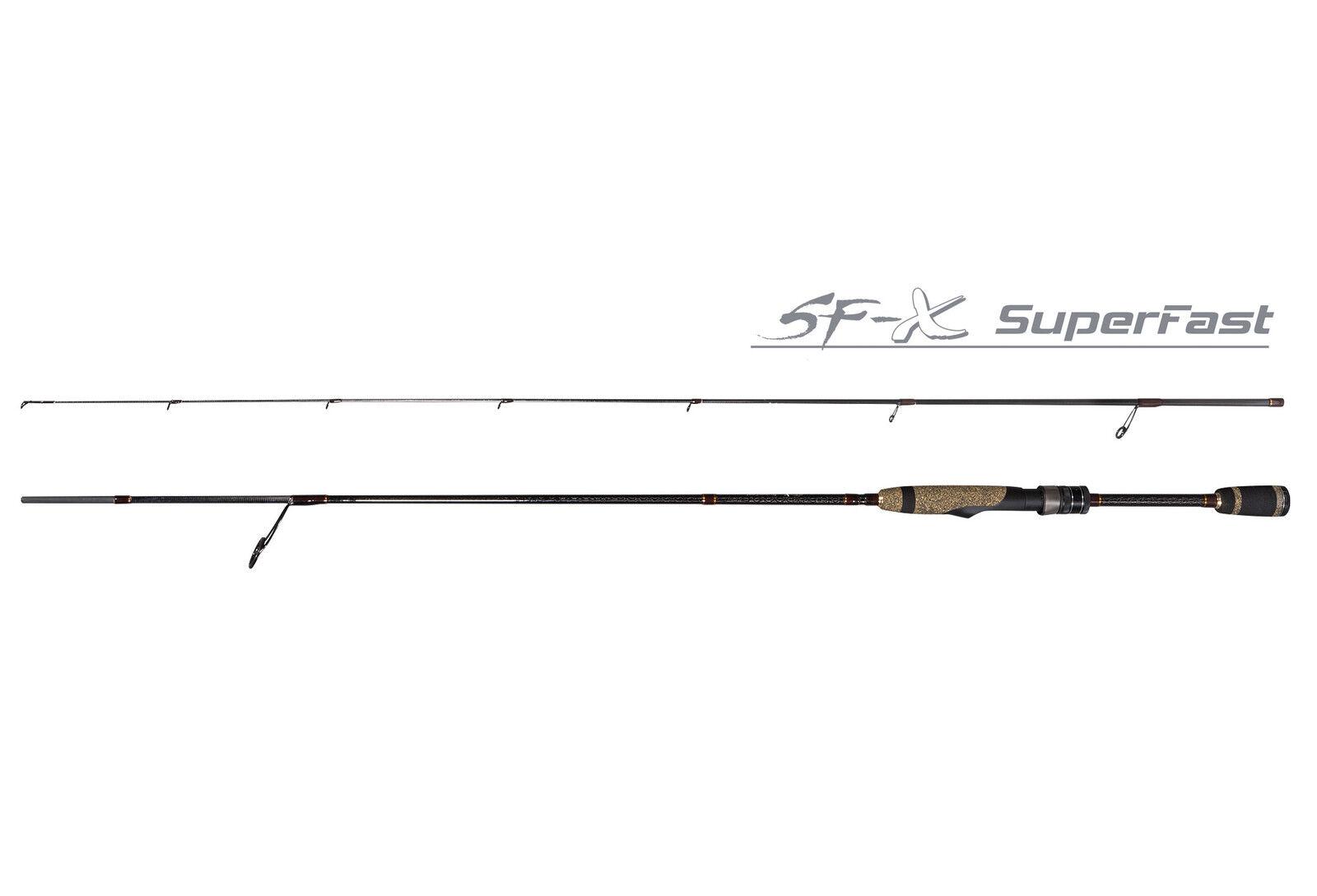 Dragon CXT Spinn SuperFast SF-X 1,90m - 2,13m 2-section Spinning Cañas