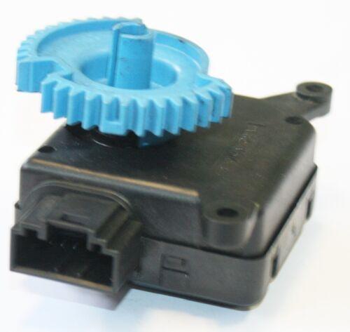 VW Polo 9N Motor de posicionamiento Solapa De Ventilación Calentador de aire tapon cuadrado 6Q2 907 511 A