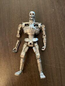 "Vintage Terminator 2 T-800 Techno Punch 5.5"" Action Figure Kenner Broken Arm"