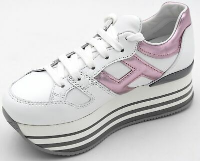 HOGAN MAXI 222 WOMAN SNEAKER SHOES SPORTS CASUAL TRAINERS ...