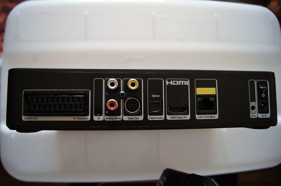 TV box, 2 stk. Cisco ISB2201, Perfekt