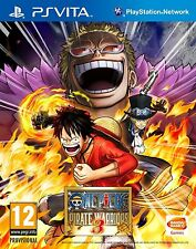 PS vita gioco One Piece Pirate Warriors 3 per Sony PlayStation PSV NUOVO