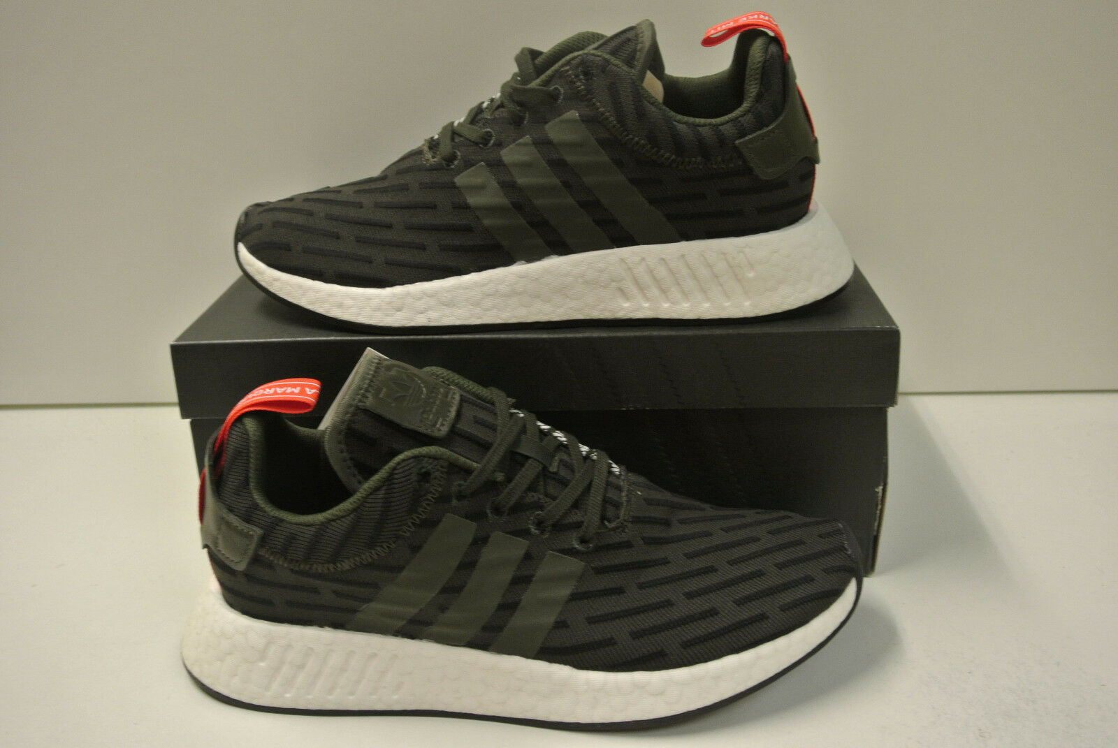 Adidas nmd_r2 talla elegibles nuevo con embalaje original by2500