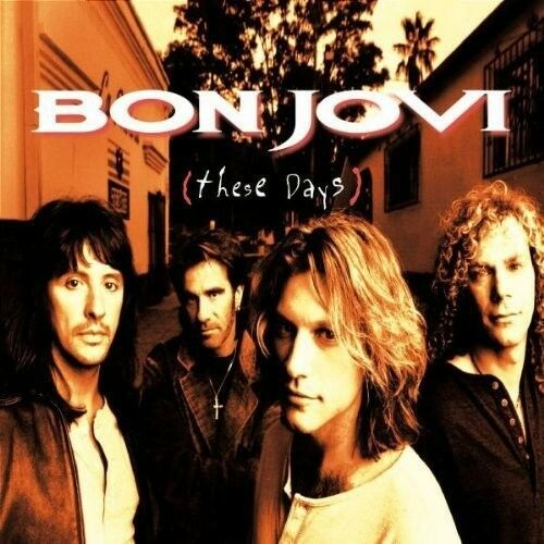Bon Jovi - These Days [New Vinyl] 180 Gram