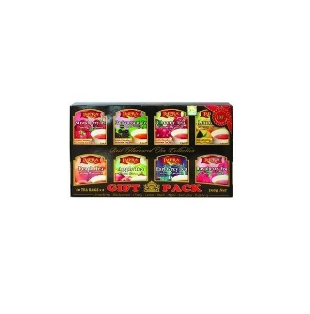 IMPRA Black Ceylon Tea Exclusive Collection 160g