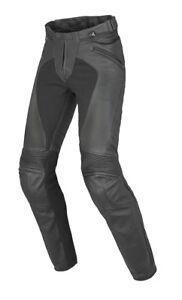 Dainese-Poney-C2-Lady-Moto-Pantalons-En-Cuir-De-Femme-en-cuir-souple-sans