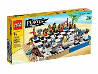 40158 Pirates Chess Set Pirate Lego Legos Exclusive