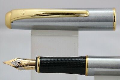 Wing Sung No UK Seller 6 Finishes 659 Extra Fine /& Fine Fountain Pens