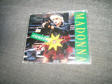 MADONNA - Causing A Commotion 4 Track CD Single RARE  1987