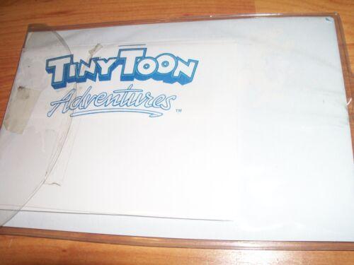 Tiny Toons Stationery Set Vintage 1990 U Choose NOT a LOT Rare NOS