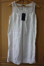 Womens Linen Dress M&S Size 8 New
