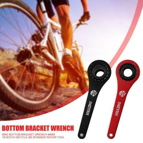 Bike Bottom Bracket Wrench 44mm 16 Notch Bicycle BB Spanner Install Repair Tools