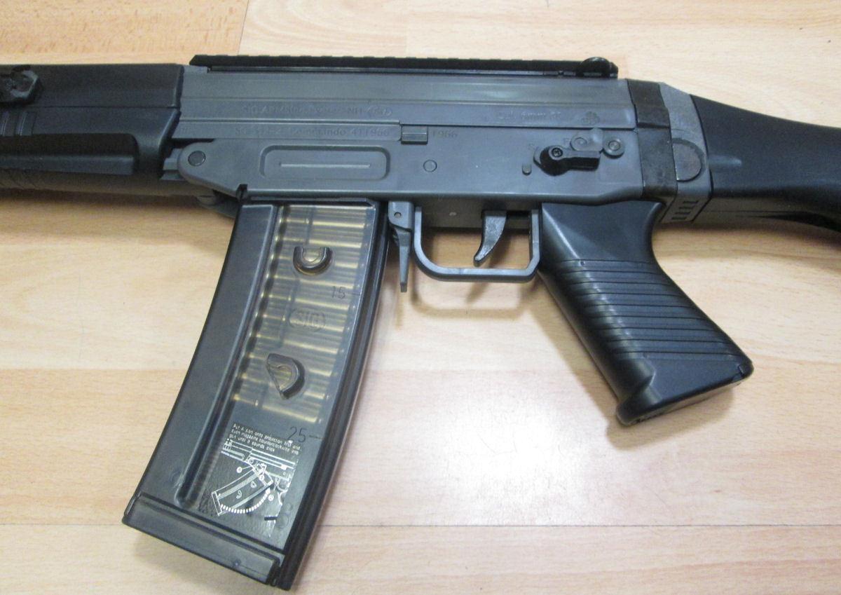 Softair Airsoft Softairgewehr Softairgewehr Sturmgewehr SIG SIG SIG 552 Commando 200670 d4096d
