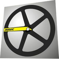 Mavic Io rio Carbon Wheel 700c Logo Replacement Decal Set For 1 Wheel