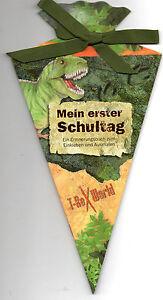 Mein-erster-Schultag-T-Rex-World-Coppenrath-Einschulung-NEU
