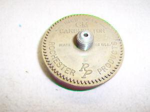 GM 7016774 NOS Choke Thermostat Oldsmobile 394-1960