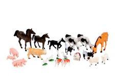 Bauernhof Tiere - Grosses Tierset mit Figuren - 45 Teile