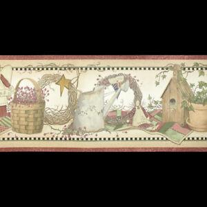 Bordi In Carta Da Parati.Dettagli Su Paese Bordo Carta Da Parati A Tema Tra Cui Uccelliere Angeli Corone Ivy Mostra Il Titolo Originale