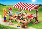 PLAYMOBIL 6121 - Gemüsestand