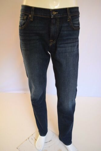 Paxtyn Skinny 40 7 Coupe Hommes Sept All Mankind For In Jeans Neuf Moulant pOXwzqUn