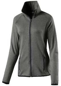 Energetics-Women-039-s-Leisure-Sports-Fitness-Jacket-Funda-Grey