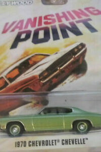 Greenlight Vanishing Point 1970 Chevrolet Chevelle 1/64