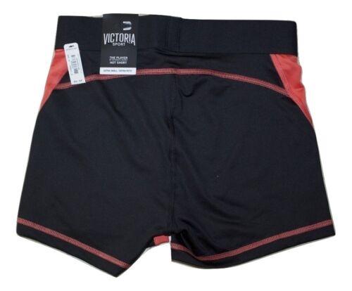 Nuovo Short Arancione nero 667544327675 Hot Victoria's Il Sport giocatore Nwt Secret xsmall Eqw4HH