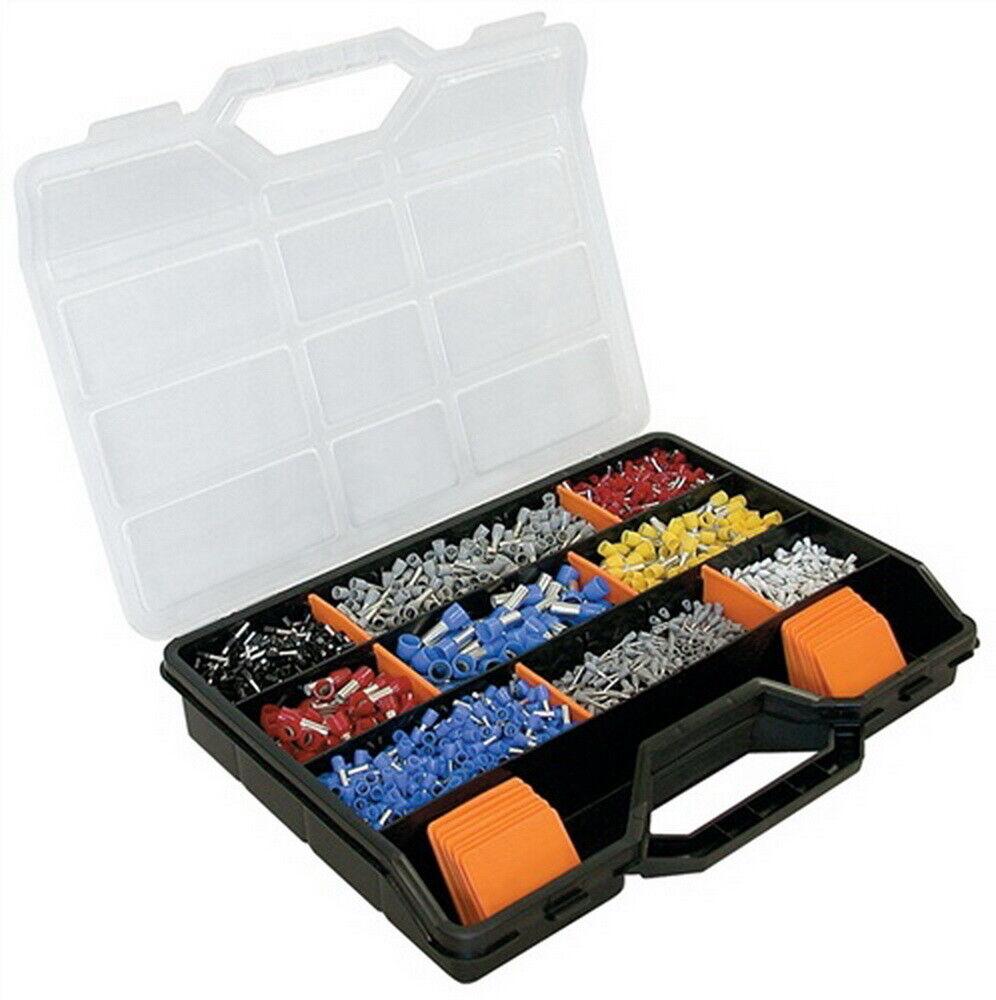 Aderendhülsensortiment 2200tlg. i.Koffer WEIDMÜLLER | Online-Exportgeschäft  | Sale  | Qualität zuerst  | Niedriger Preis und gute Qualität
