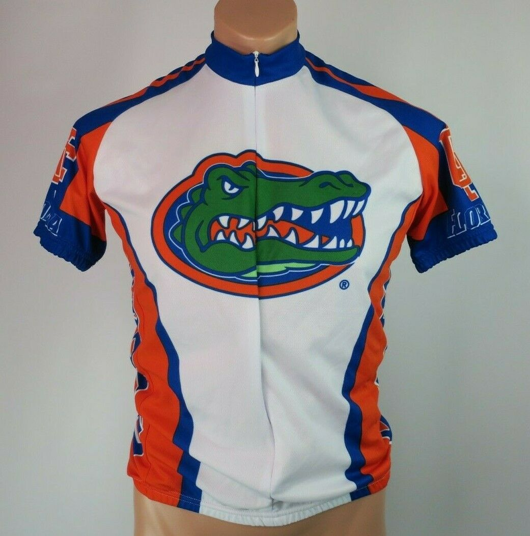 Florida Gators Cycling Jersey- size S NWOT