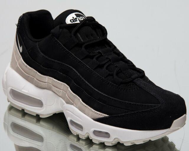 Nike Air Max 95 Premium Womens Shoes BlackWhite 807443 010