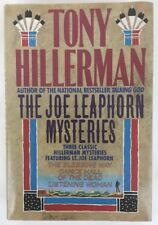 The Joe Leaphorn Mysteries : Three Classic Hillerman Mysteries Featuring Lt. Joe Leaphorn: The Blessing Way, Dance Hall of the Dead, Listening Woman by Tony Hillerman (1989, Hardcover)