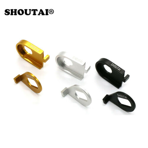 Shoutai 7075 Aluminum CNC Front Wheel Fork Gasket for Brompton Bicycle