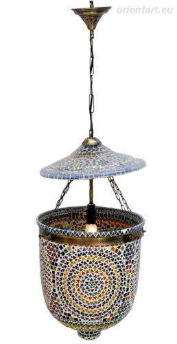 riesen orient Kolonial Mosaik Glas Hängalmpe lampe Mosaic Glass Pendant light 12