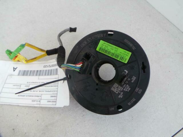 MERCEDES B CLASS AIRBAG CLOCKSPRING PART # A1694641218, W245, 09/08-06/11