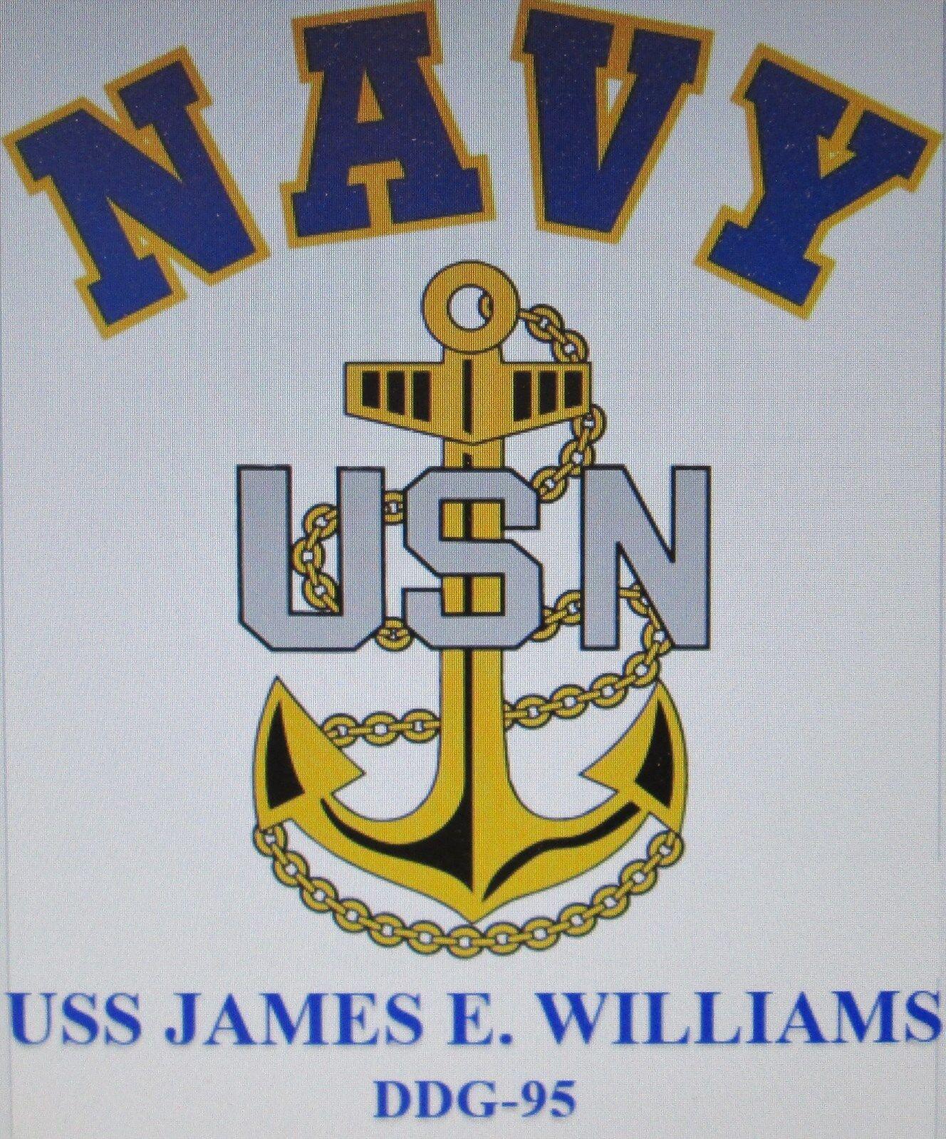 US USN Navy USS Chung-Hoon DDG-93 Destroyer T-Shirt