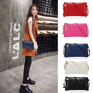 Fashion-Women-Shoulder-Bags-Satchel-Handbag-Leather-Crossbody-Messenger-Bag