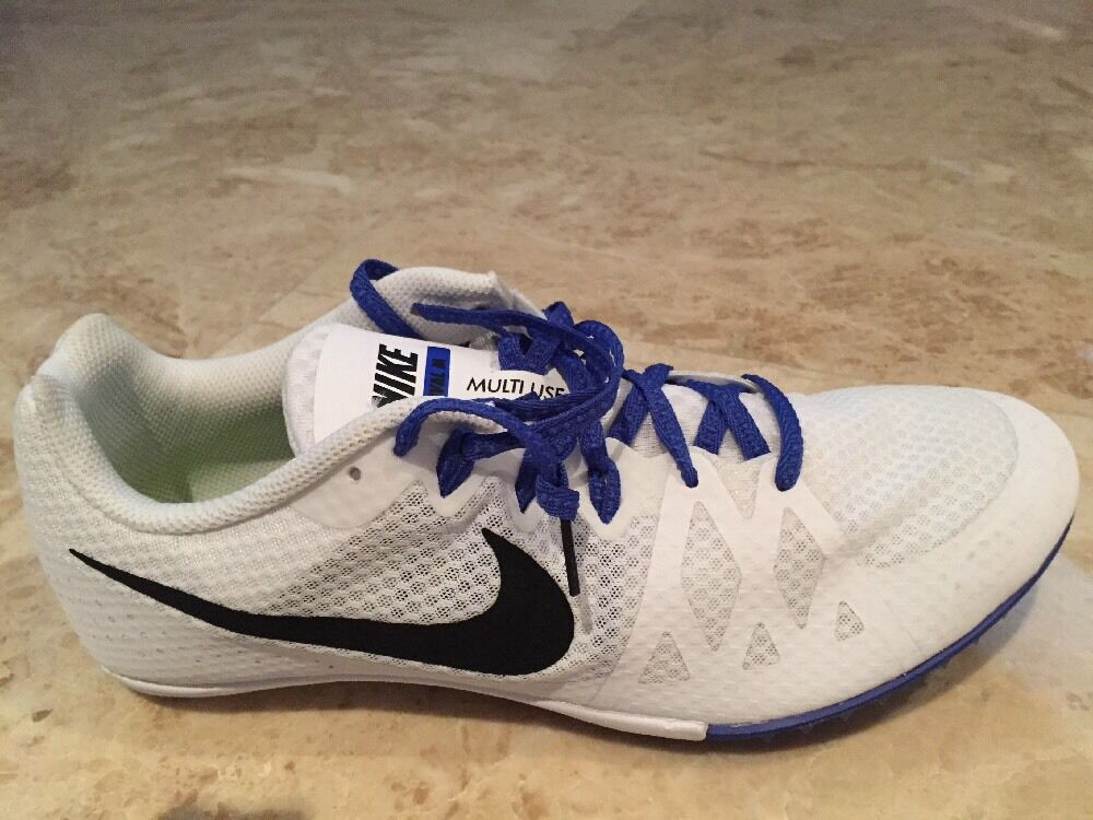 8f88c146eb8 NIKE Zoom Rival M8 Track Field Field Field Sprint Running Spike Shoes. Size  7.5 8cf9c4