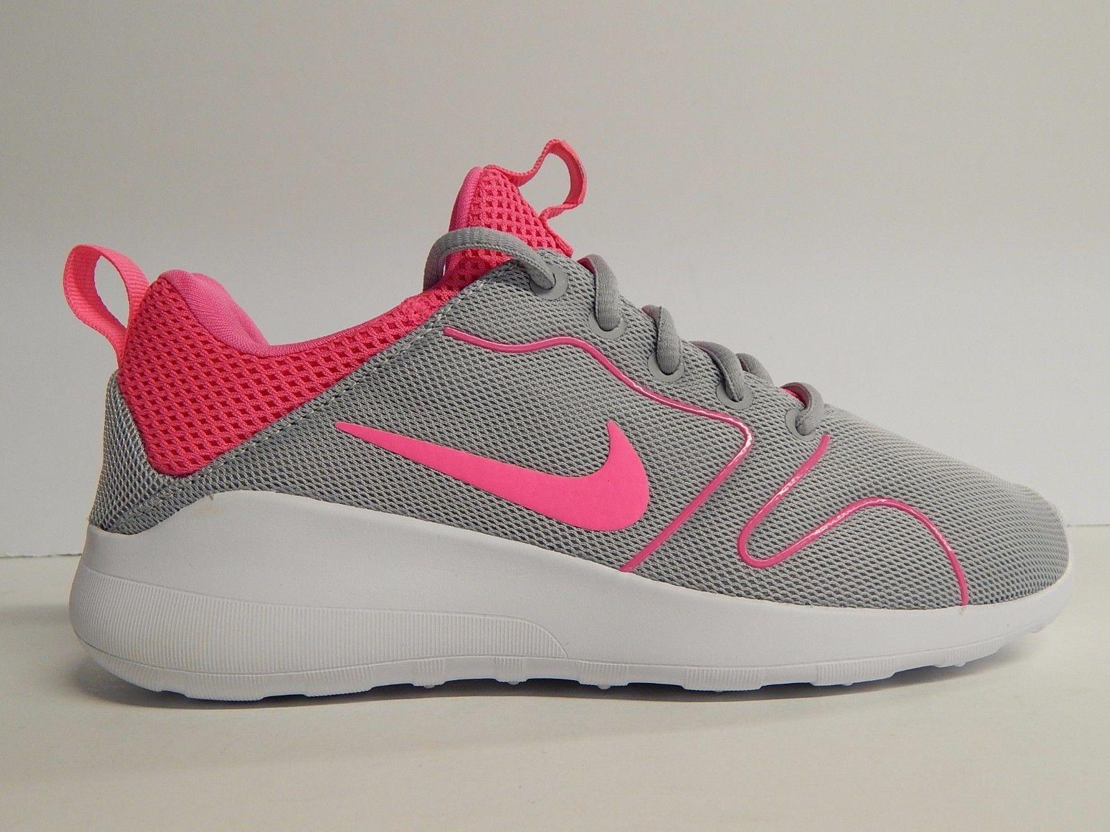 833666-051 Women's Nike Kaishi 2.0 Fashion Grey/Pink-White Sizes 6-10 New In Box