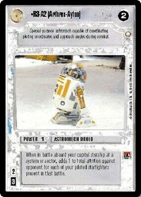 Fondor   Star Wars CCG Special Edition NM swccg