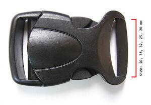 Quick-Release-Buckle-and-Sliplock-Buckle-Rucksack-10-15-20-25-32-38-50-mm