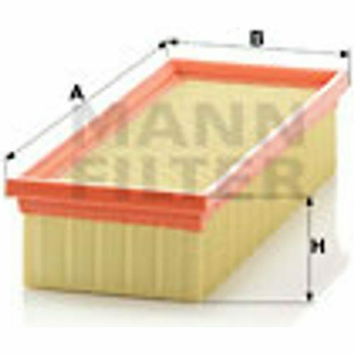 Mann Filter C2774//1 Filtre /à Air