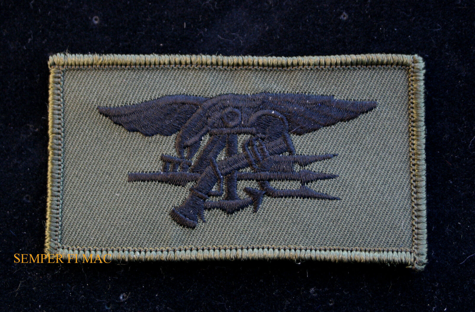Coins & Paper Money Navy Honor Those Who Served Embroidered Patch Exonumia U.s