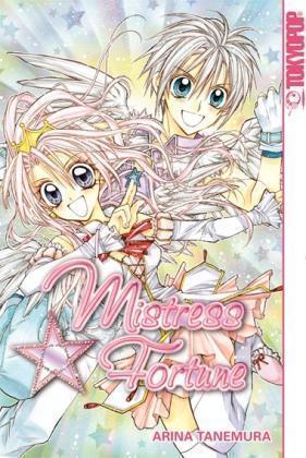 Mistress Fortune von Arina Tanemura (2009, Taschenbuch)