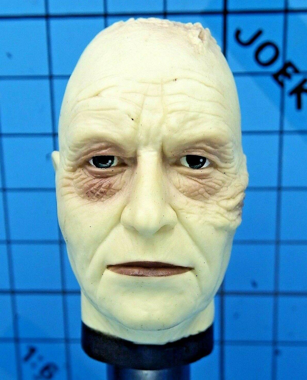 Medicom 1 6 estrella guerras Darth Vader 1.0 cifra  Unmasked Vader Head